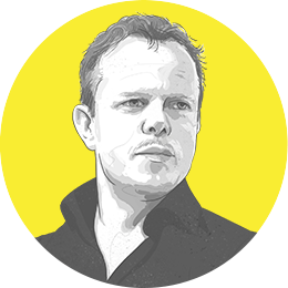 Portrait Patrick van der Pijl