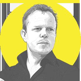 Patrick van der Pijl </p> 派翠克‧范德皮爾