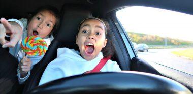 如果,車可以交由孩子來駕駛?