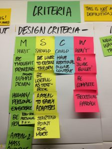 DBB Design Criteria for the book