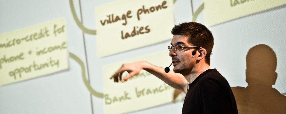 Alex Osterwalder at TEDx Sweden
