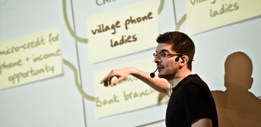 Alex Osterwalder at TEDx Sweden