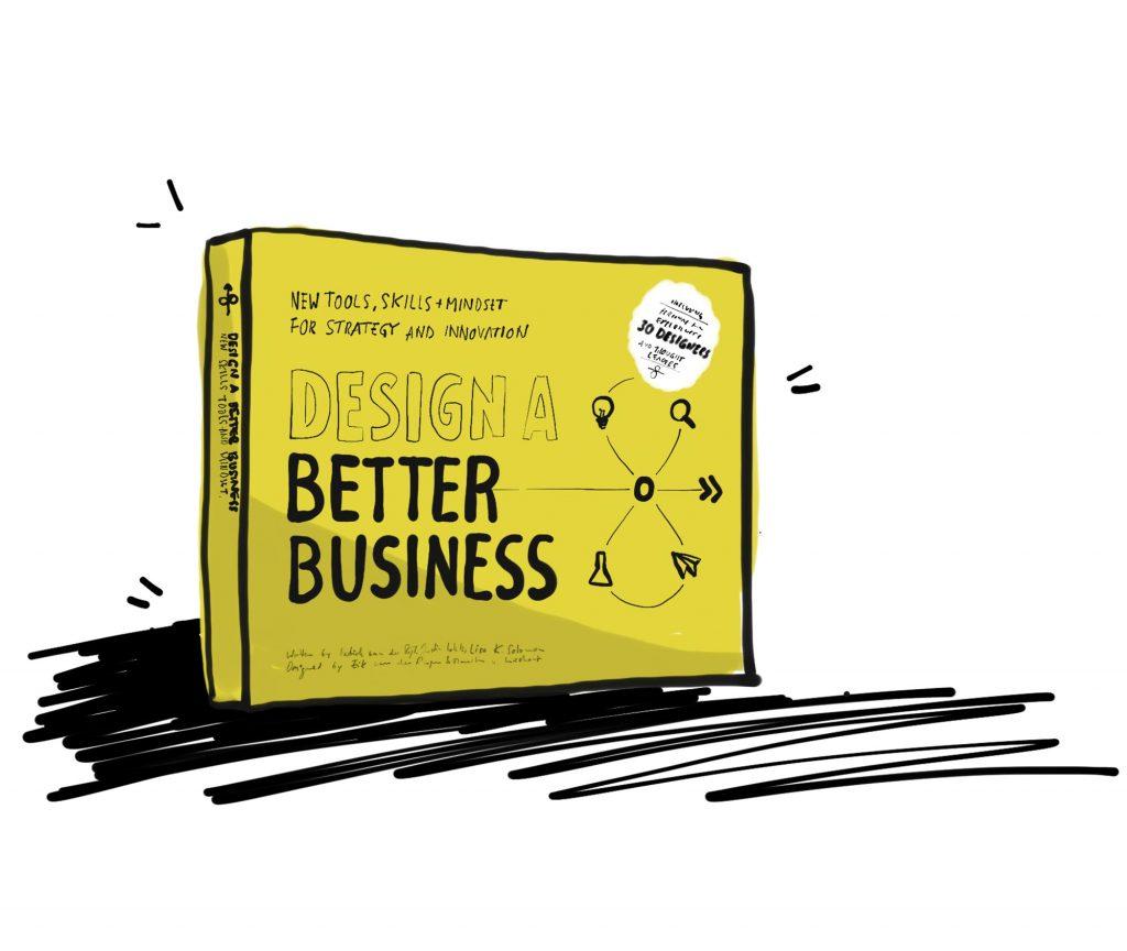 Design A Better Business Book Cover Illustration