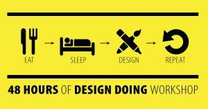 48 hours of design doing workshop