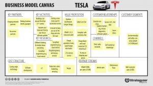 People Who Are Environmentally And Safety Conscious The Customers Of Tesla They Have A Salary Rox More Dan 100k Per Year